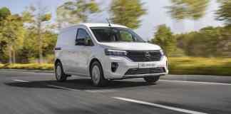 Nouveau Nissan Townstar EV Van