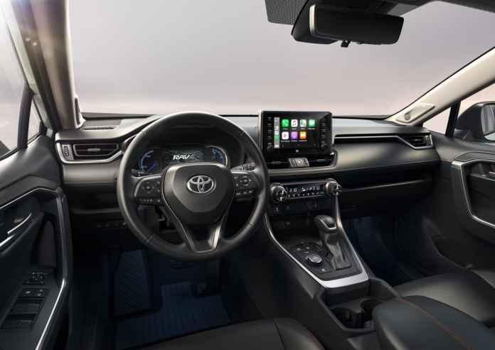 Toyota RAV4 TRAIL