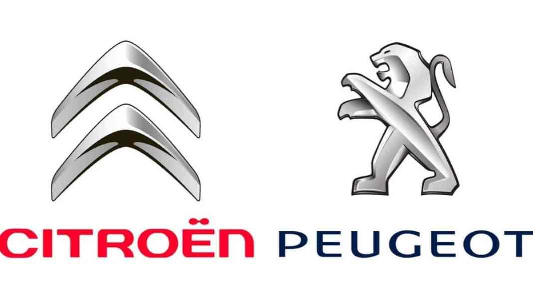 Logo Peugeot Citroen
