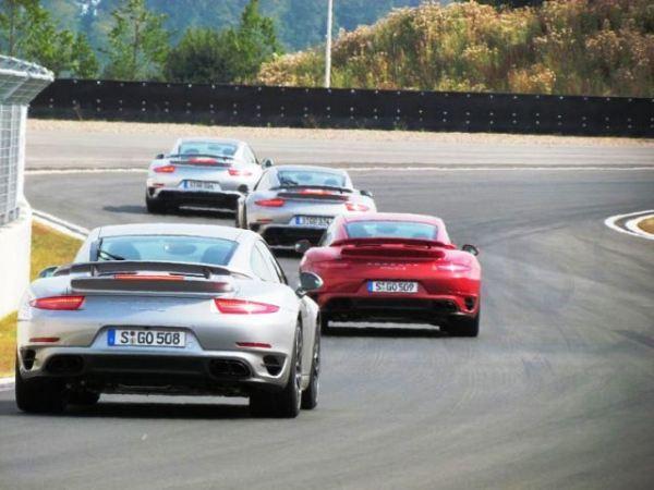 Porsche 911 Turbo Andres O'Neill photo Bad Driburg 16