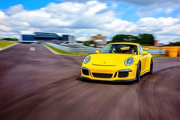 Porsche 911 Atlanta Andres O'Neill