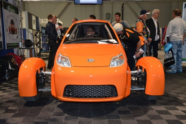 Elio Motors Elio P5 SEMA Andres O'Neill photo 04