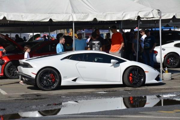 Lamborghini Huracan Andres O'Neill photo