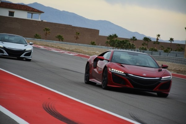 2017 Acura NSX Andres O'Neill photo 22