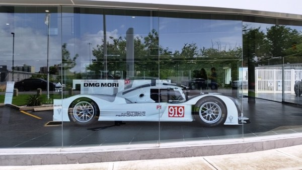 Porsche 919 Hybrid Andres O'Neill photo 05