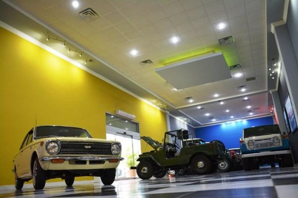 Motor Show Entusiasta De Puerto Rico Tiene La Colección Privada De