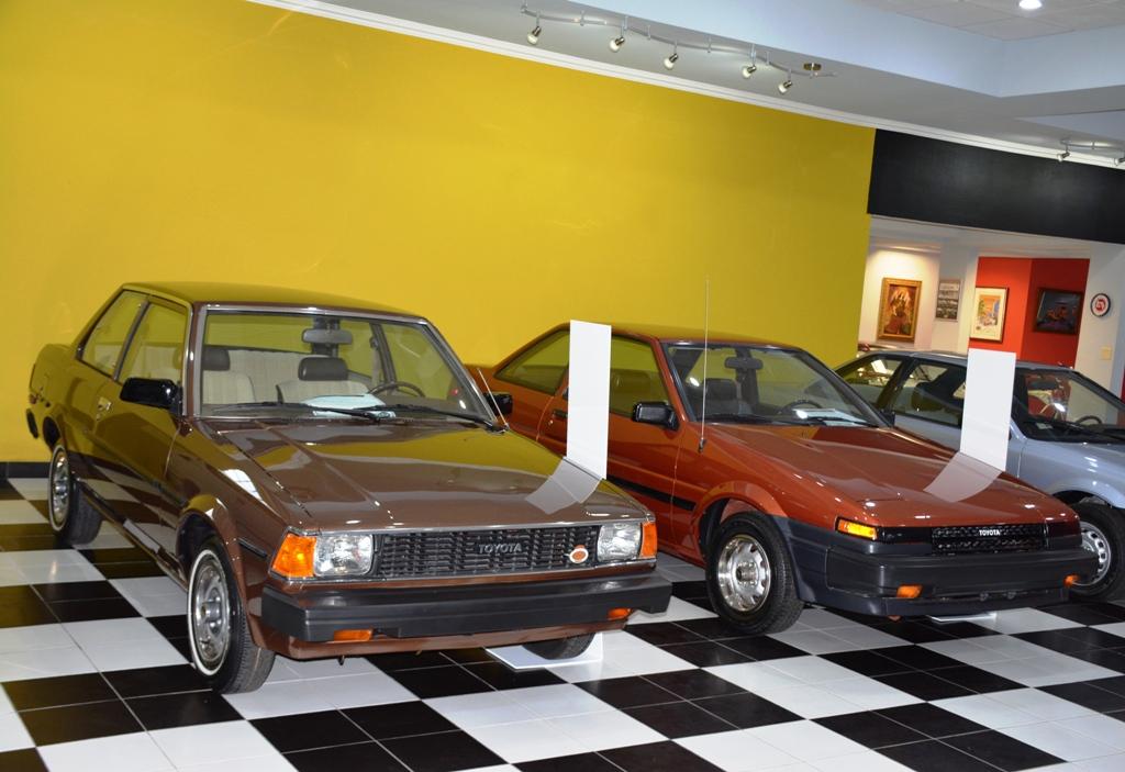 Dos De Los Máximos íconos En La Historia Del Automóvil En Puerto Rico: El  U201cPunto Ochou201d (Corolla E70 De 1980 A 1983) Y El U201cSapitou201d (Corola AE86 Del  1984 Al ...