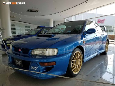 Motor Speed News Photography - Subaru 22B STI - Mitaka Subaru In Japan