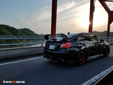 WRX STI - Sasebo, Japan | Motor Speed News Photography