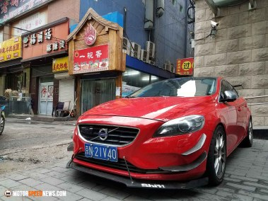 Motor Speed News Photography - Volvo In China