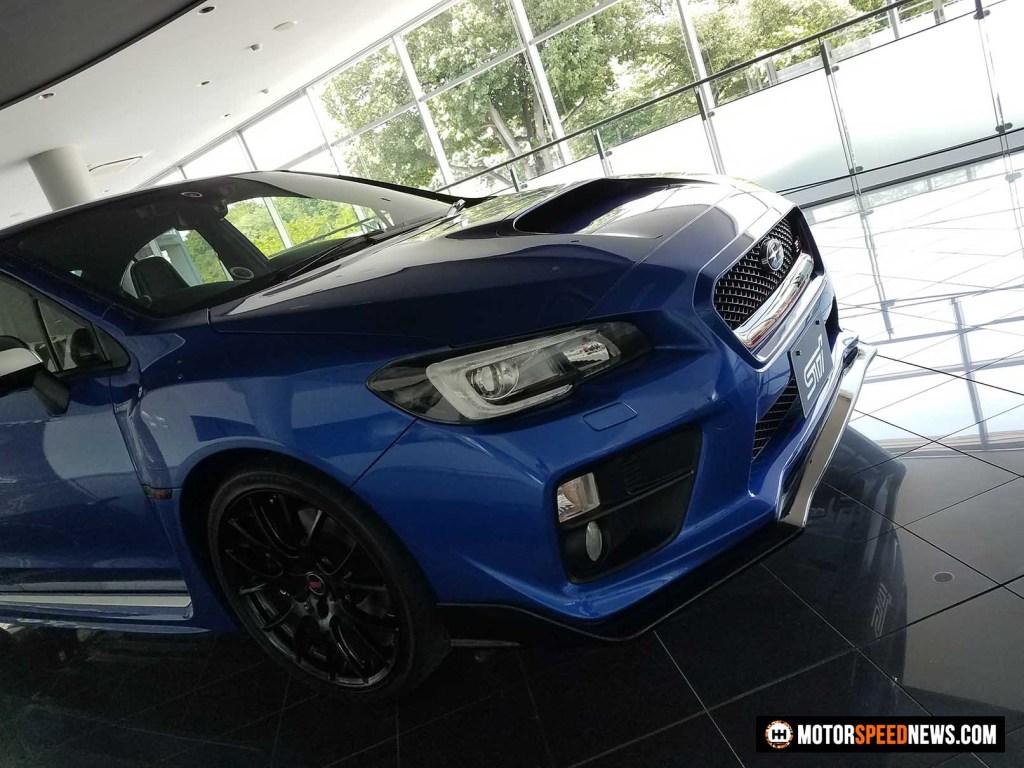 Mitaka Subaru In Japan - WRX S4 tS - image 3