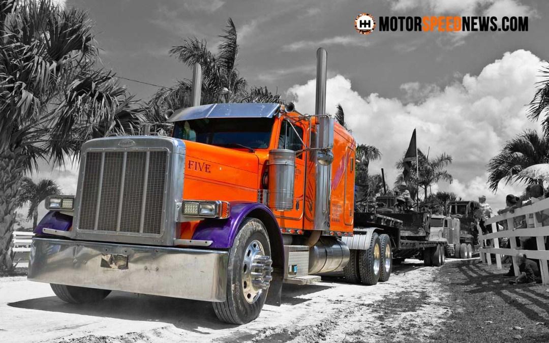 Watch A Semi Use An Emergency Runaway Truck Ramp
