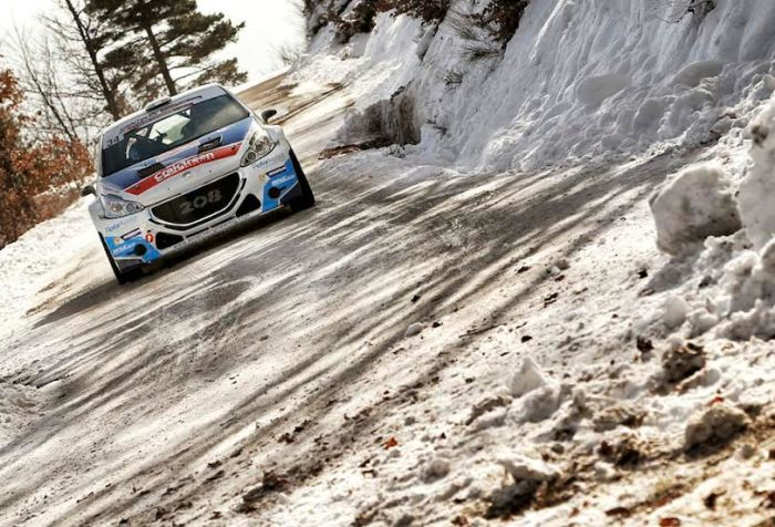 Breen clinches second in Monte Carlo