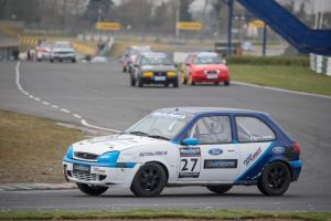 Rabbitt took Fiesta Honours for Blackchurch Motors.