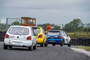 Rabbitt, Fitzgerald and Kirwan raced hard in Fiestas.