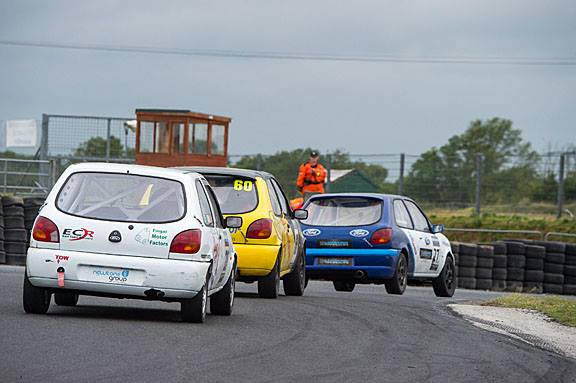 Rabbitt, Fitzgerald and Kirwan raced hard in Fiestas.