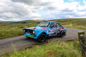 Frank Kelly & David Vance- 2nd overall