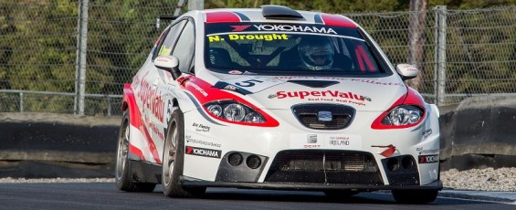 Nicole Drought was one of a number of drivers to test with Murray Motorsport recently.