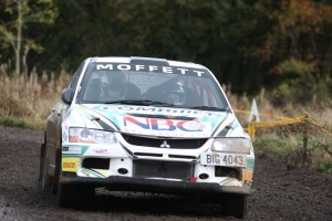 Josh Moffett 2015 Valvoline Motorsport Ireland National Forestry Champion pic by www.barronpix.com