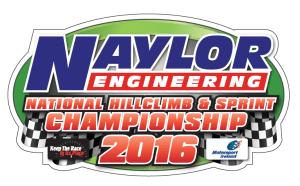 Naylor Hillclimb and Sprint Championship Logo