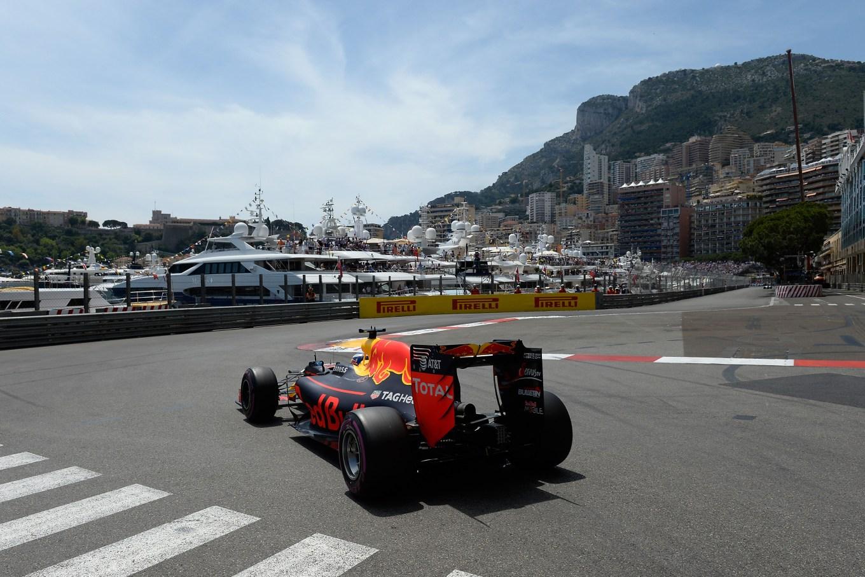 GP MONACO F1/2016