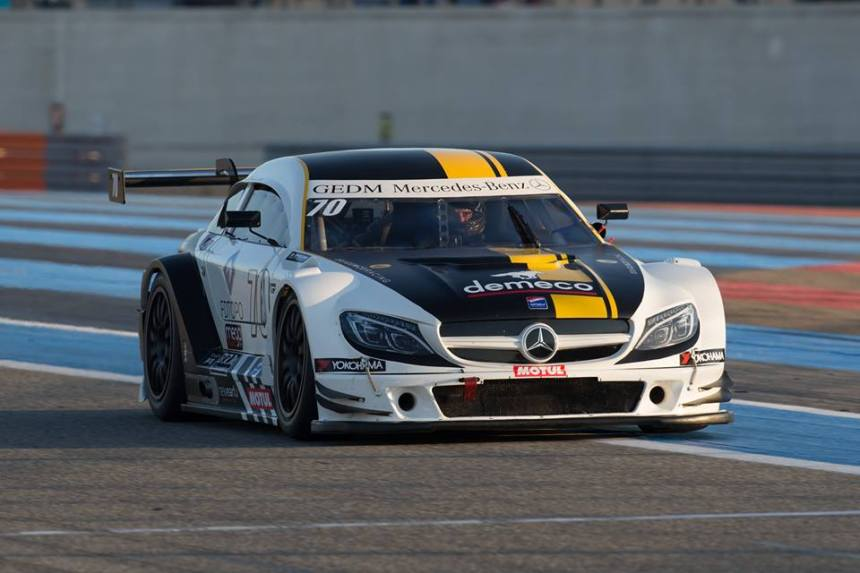 As well as her Irish and UK racing commitments,Nicole travels to France in the new year to test a 370bhp Sprint Serie machine. She compete in selected rounds of the 2017 series, should her calendar commitments allow.