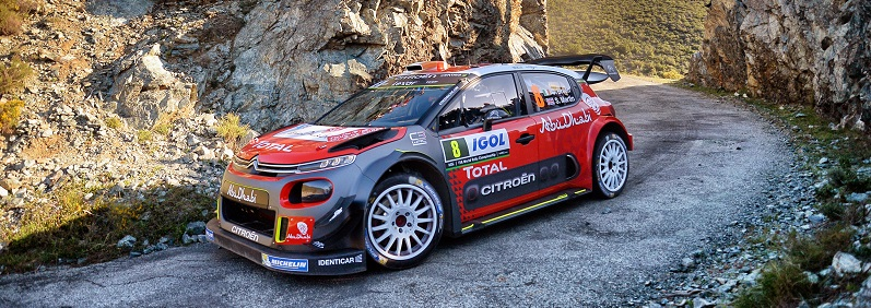 FIA WORLD RALLY CHAMPIONSHIP 2017 -WRC Tour de Corse (FRA) - WRC 06/04/2017 to 09/04/2017 - PHOTO : @World