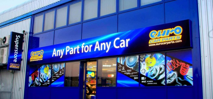 On The Road Euro Car Parts Acquires Team Pr Reilly Motorsport Ie