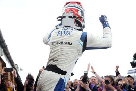 Ashley Sutton (GBR) Team BMR Subaru Levorg