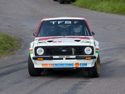 Barry Meade Eamonn Hayes 3rd on the rally Barry won our first event in 2012