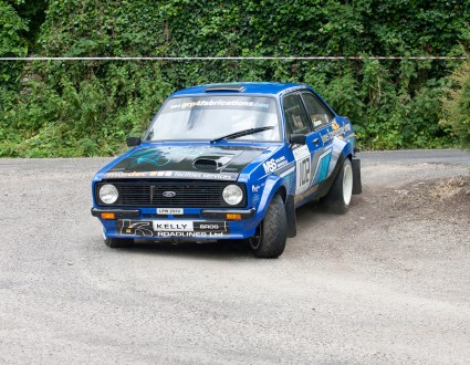 No 1 Seed !st overall in 2016 Jonathan Pringle James Fultan are a crew on form after their recent win on the ALMC Rally pic Ger Leahy 086 35 500 35 682