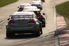 Dave Newsham (GBR) BTC Norlin Racing Chevrolet Cruze