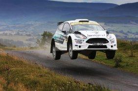 Matt Edwards / Phil Clarke Ford Fiesta R5