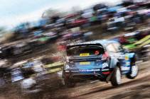 Rally Spain has gravel and asphalt stages
