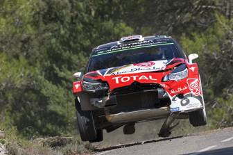 Rally Spain never fails to deliver action