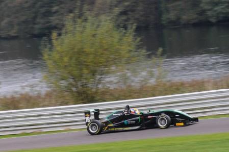 Cian Carey - Chris Dittmann Racing Dallara F311 Volkswagen-Spiess