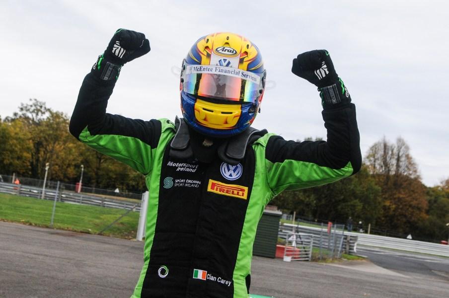 Cian Carey - Chris Dittmann Racing