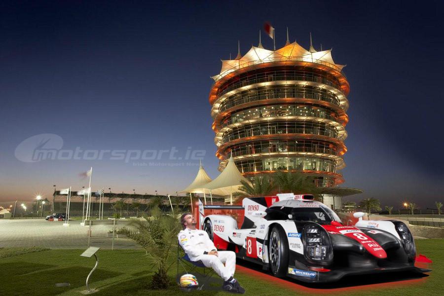 Bahrain Alonso Toyota