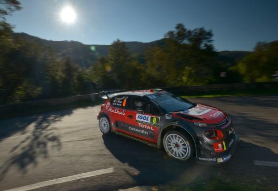2017 FIA World Rally Championship, Round 04, Rallye de France, Tour de Corse, April 06-09, 2017, Worldwide Copyright: McKlein/LAT