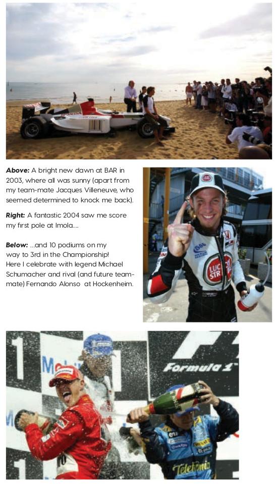 Jenson Button Pic section 2