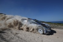 2017 FIA World Rally Championship, Round 07, Rally Italia Sardegna, June 8-11, 2017, Ott Tanak, Ford, action Worldwide Copyright: McKlein/LAT