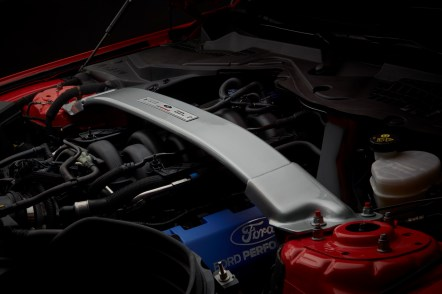 Ford Performance Mustang strut tower brace