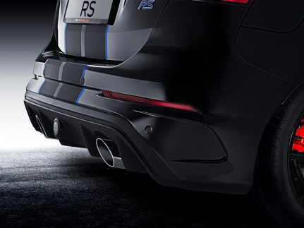 Ford Performance Parts Focus RS exhaust