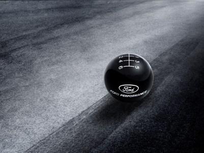 Ford Performance gear knob