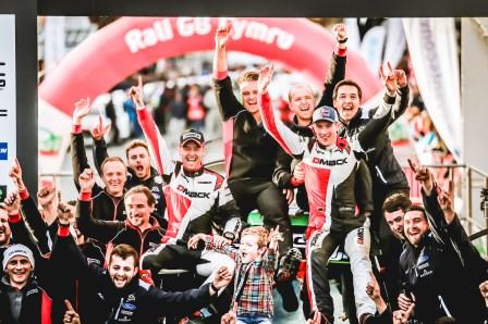 FIA WORLD RALLY CHAMPIONSHIP 2017 -WRC Wales Rally GB (GB) - WRC 26/10/2017 to 29/10/2017 - PHOTO : @World