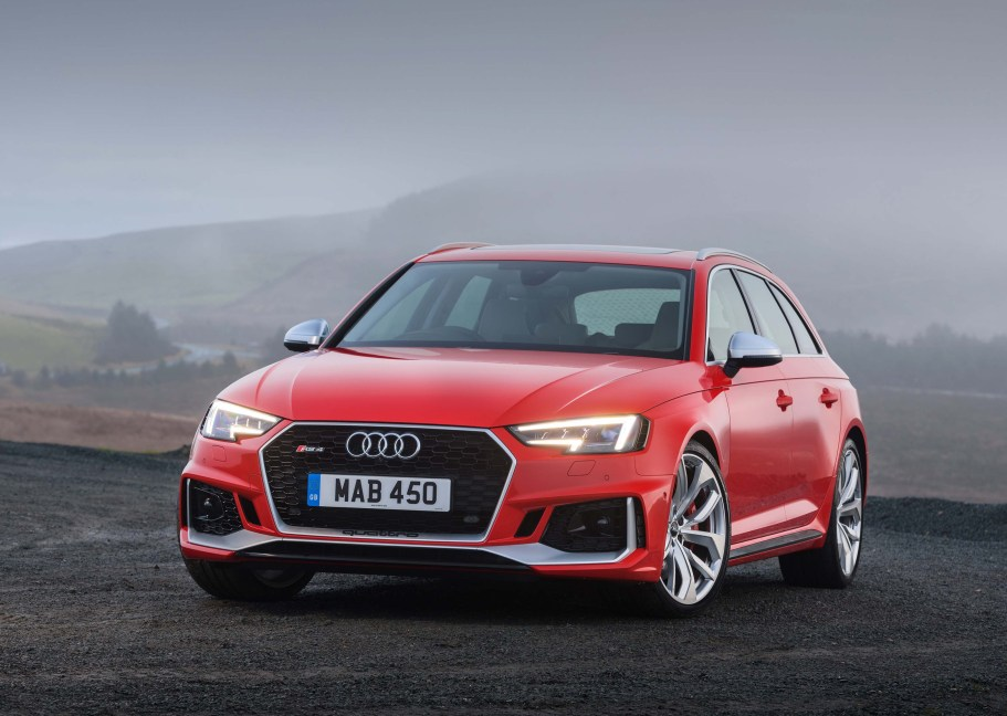 Audi RS4 Avant a