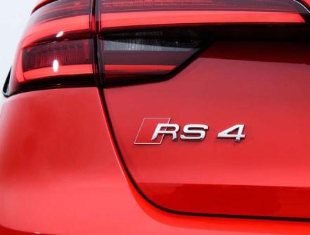 Audi RS4 Avant d