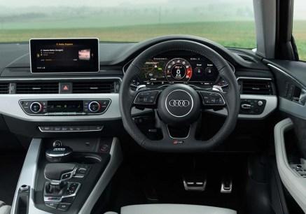 Audi RS4 Avant e