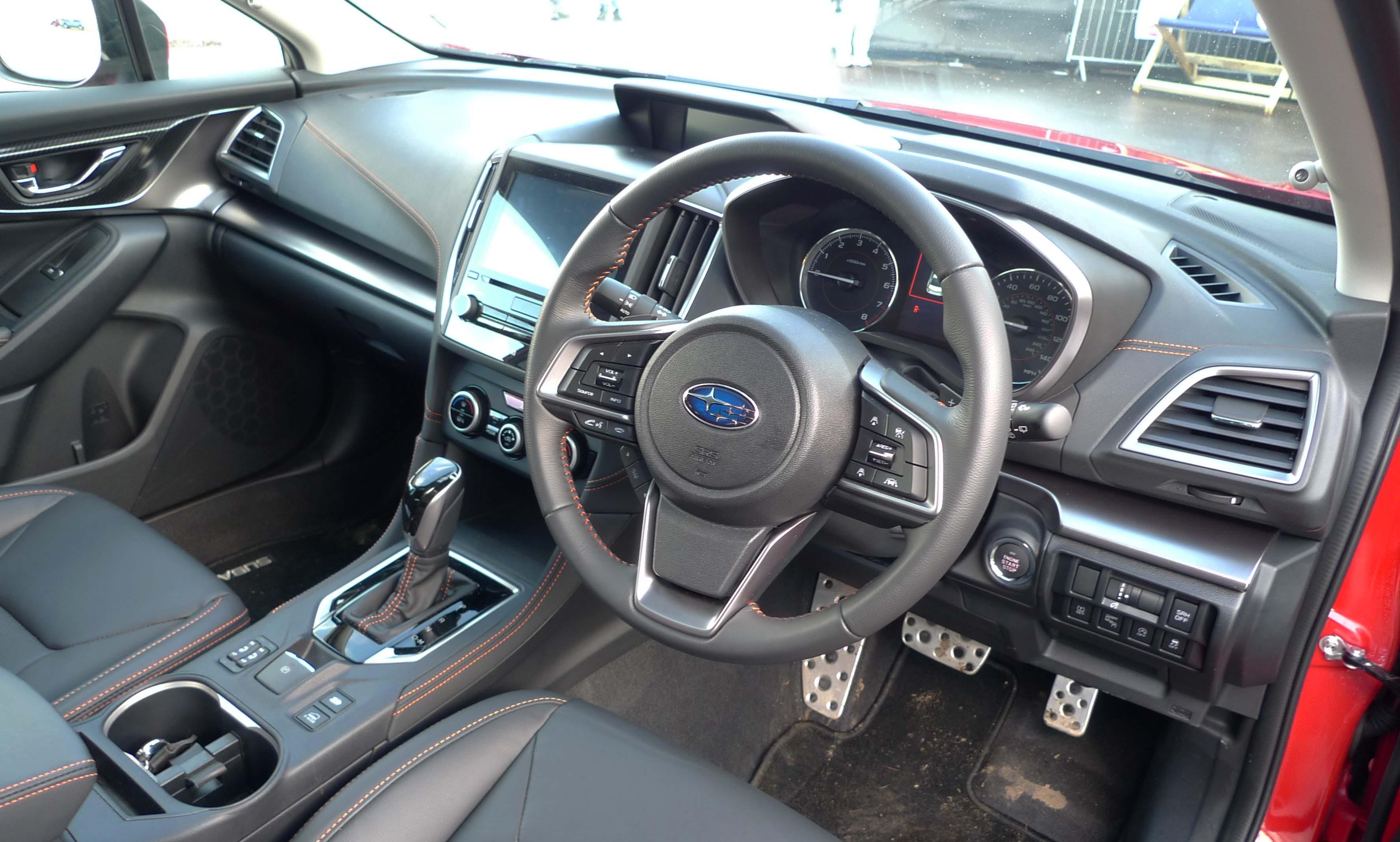 Subaru XV d
