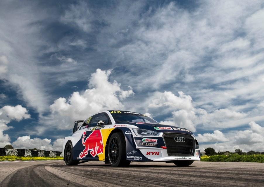 Audi S1 EKS RX quattro #13 (EKS Audi Sport), Andreas Bakkerud